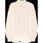 TORY BURCH Kimberly cotton blouse - Shirts - $295.00