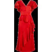 Temperley London Aviator Midi Dress - Dresses -