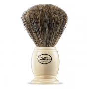 The Art of Shaving Brush Pure Badger - Ivory - Косметика - $60.00  ~ 51.53€