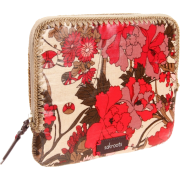 The SAK Artist Circle iPad Sleeve Laptop Bag Red Flower Power - Bolsas - $29.00  ~ 24.91€