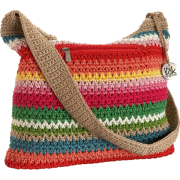 The SAK Casual Classics Malboro Shoulder Bag Beach Stripe - Bolsas - $41.95  ~ 36.03€
