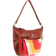 The SAK Iris LG Hobo Warm Stripe - Bolsas - $94.00  ~ 80.74€