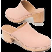 The Ayanna Clog - Klassische Schuhe - $168.00  ~ 144.29€