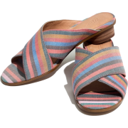 The Ruthie Crisscross Mule in Rainbow S - Sandalen - $98.00  ~ 84.17€