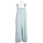 Tie-Strap Overalls in Railroad Stripe - Overall - $138.00  ~ 118.53€