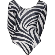 Tiger One-Piece - Camicia senza maniche -