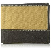 Timberland Men's Canvas and Leather Billfold Gift Set - Wallets - $16.99