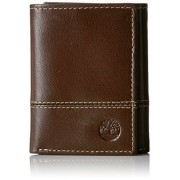 Timberland Men's Leather Rfid Blocking Trifold Security Wallet - Wallets - $14.95