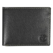 Timberland Mens Leather Wallet With Attached Flip Pocket - Wallets - $19.49