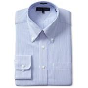 Tommy Hilfiger Men's Striped Dress Shirt - Shirts - $29.00