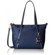 Tommy Hilfiger Shopper for Women Work Nylon - Hand bag - $57.39