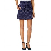 Tommy Hilfiger Womens Polka Dot Mini Skirt - Flats - $45.99