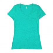 Tommy Hilfiger Womens Short Sleeve V-Neck Tee - Shirts - $6.38