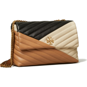 Tory Burch KIRA CHEVRON COLOR-BLOCK CONV - Messenger bags -