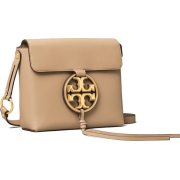 Tory Burch MILLER METAL-LOGO CROSSBODY - Messenger bags -