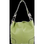 Tosca Classic Shoulder Handbag Light Olive - Hand bag - $39.95