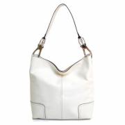 Tosca Classic Shoulder Handbag White - Hand bag - $39.95