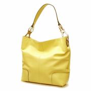 Tosca Classic Shoulder Handbag Yellow - Hand bag - $39.95