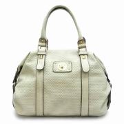 Tosca Textured Satchel Handbag Gray - Hand bag - $29.95