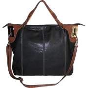 Tosca Tote Handbag Black - Hand bag - $29.95