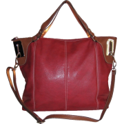 Tosca Tote Handbag Red - Hand bag - $29.95
