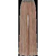 Trousers Striped - Pajamas -