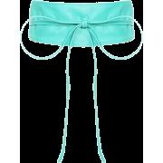 Turquoise obi belt - Remenje -