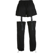 Two wearing tooling trousers fashion str - Capri & Cropped - $27.99