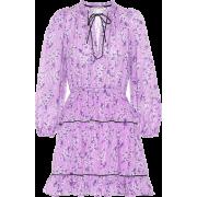 Ulla Johnson Brienne printed cotton and - Dresses -