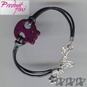 Bracelet Crâneuse - Bracelets - 6.00€  ~ $6.99