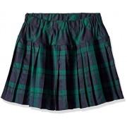 Urban CoCo Women's Elastic Waist Tartan Pleated School Skirt - Skirts - $14.86