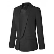 Urban CoCo Women's Office Blazer Jacket Open Front - Suits - $33.86