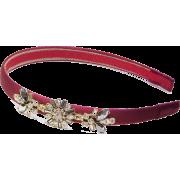 Utopia Floral Art Deco Headband - Hat - $47.80