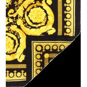 VERSACE Baroque printed silk scarf - Scarf -