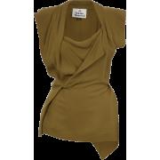 VIVIEN WESTWOOD blouse - Camisa - curtas -
