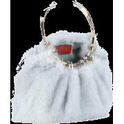 Valentino Garavani Bebop Loop mink fur c - 女士无带提包 -