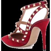 Valentino Garavani Rockstud suede pumps - Scarpe classiche -