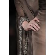 Valentino brown dress - Laufsteg -