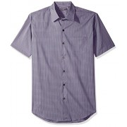 Van Heusen Men's Flex Stretch Short Sleeve Non Iron Shirt - Shirts - $10.63