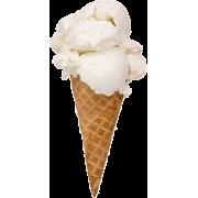 Vanilla icecream - Comida -