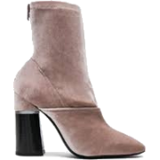 Velvet Boots - Čizme -