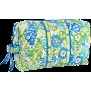 Vera Bradley Medium Cosmetic English Meadow - Hand bag - $29.99