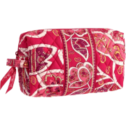 Vera Bradley Medium Cosmetic Rosy Posies - Hand bag - $25.00