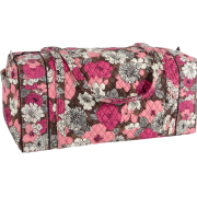 Vera Bradley XL Duffel Mocha Rouge - Bag - $104.99