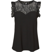 Vero Moda lace top - Tanks -