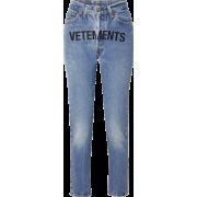 Vetements Levi Jeans - Traperice -