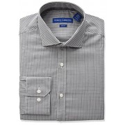 Vince Camuto Men's Slim Fit Spread Comfort Collar Dress Shirt - Shirts - $35.31