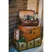 Vintage suitcases - Rekwizyty -