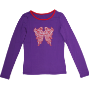Vintage Harajuku Personality Butterfly P - Shirts - $25.99