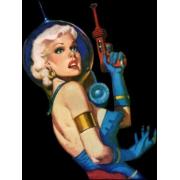 Vintage sci fi - Tła -